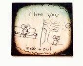 I Love You Inside and Out