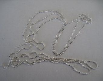 Destash Silver Ball Chain