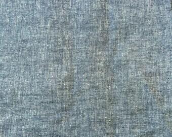 Lightweight denim, by Pickering Fabrics, 1/2 yd of lightweight DENIM