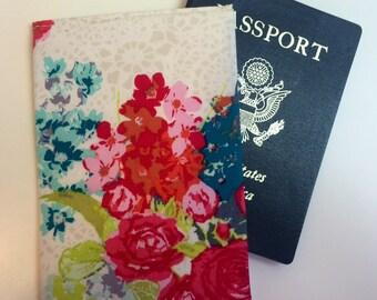 Passport cover, Passport holder, Handmade passport cover