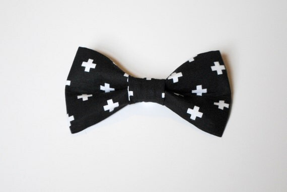 how to wear a bow clip in your hair