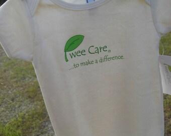 Organic Cotton Logo Onesie