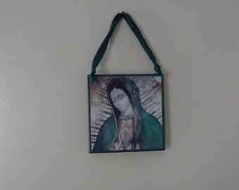 Our Lady of Guadalupe -- Folk Icon