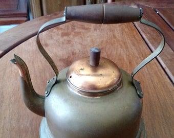 Vintage COPRAL  Kettle TeaPot