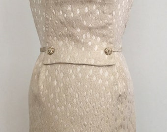 Women's vintage 1960's shift dress