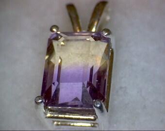 Beautiful Ametrine Pendant