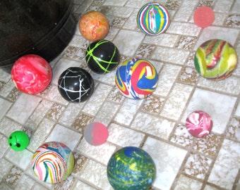Gumball Super Ball-Bouncy Ball Lot
