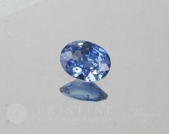 Ceylon Blue Sapphire Oval Shape for Fine Gemstone Jewelry Ring or Engagement Ring September Birthstone Loose Gemstone