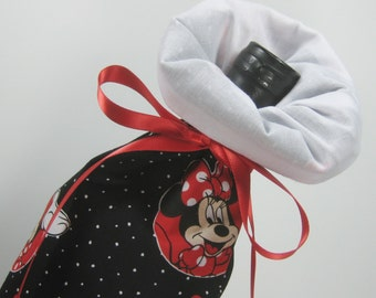 Minnie Mouse, Class Wrap Wine Gift Bag