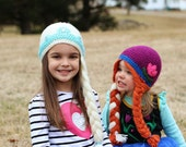 reserved - Elsa and Anna hats
