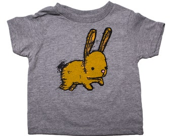 bunny toddler shirt, rabbit t-shirt, bunny kid's t-shirt, cute kid's t-shirt, cute bunny toddler shirt, kids gift, cute bunny