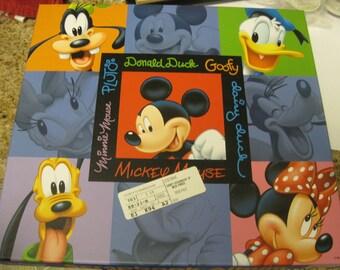 Disney Scrapbook Album