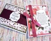 Faith Cards  Set of 2