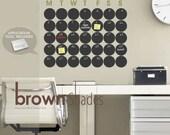 Chalkboard Monthly Calendar SALE Now!