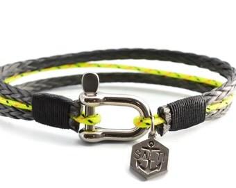 Men's Bracelet SALTI Nautical Bracelet '3rd Wave' (SCUBA)