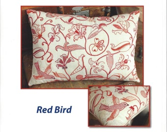 Mrs Sew and So 'Red Bird'