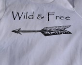 Wild & Free Thoreau inspired body suit outfit