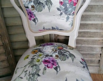 Designers Guild Caprifoglio louis boudoir chair