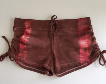 Tie Dye Shorts- Size Small