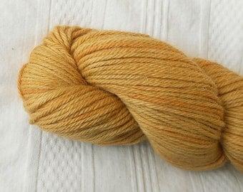 Honey DK alpaca yarn