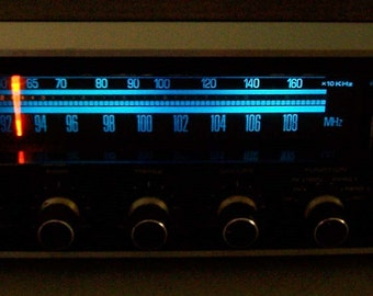 Vintage 1970's General Electric AM/FM Stereo Receiver