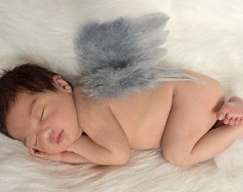 Heavenly Angelique  Newborn Angel Wings, Baby Wings, Newborn Wings