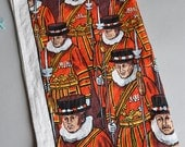 Tower of London Beefeaters - Ulster Irish Linen Tea Towel