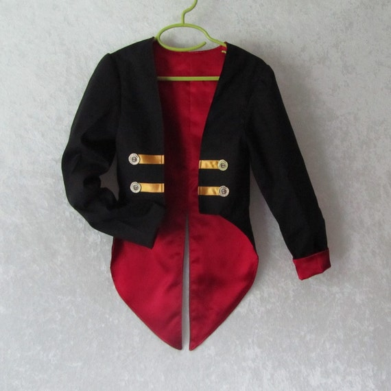 Child's Fully Lined Tuxedo Jacket