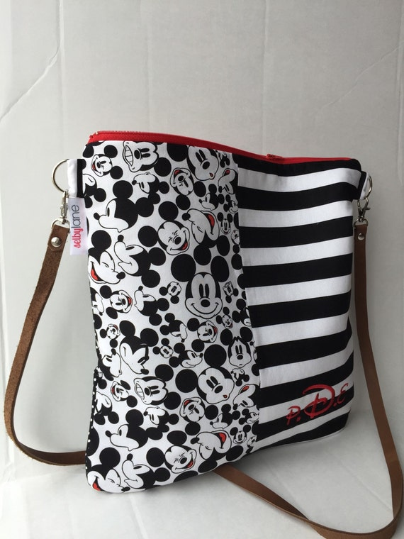 Mickey Mouse Crossbody