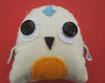 Avatar The Last Airbender Owl Plush