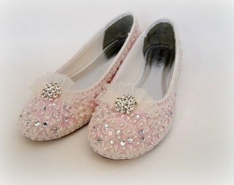 wedding bridal flat tennis shoes chic ivory by shellsandblooms