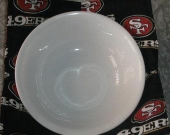 49er's Cozy Bowl, Microwave