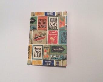 Passport Cover Love The Beach (#438)