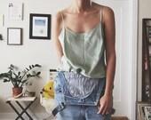 SAGE | silk 90s camisole