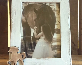Picture Frame Horse