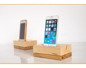 Wooden iPhone charging station / iPod touch Dock / iPhone 7plus dock / iPhone 7 dock / iPhone 6 dock