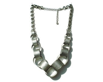 Chunky Statement Chain Necklace