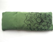 Eye pillow / Organic Cotton / Yoga tool, perfect for Savasana