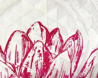 Sacred Geometry Organic Lavender eye pillow - Yoga tool, perfect for Savasana