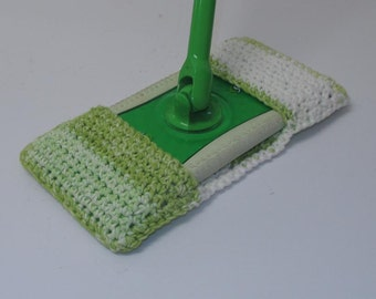 Cotton Swiffer Cover Pad
