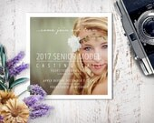 Photography Marketing Template, Model Call for Photographers, Photoshop Templates, SMC200, INSTANT DOWNLOAD
