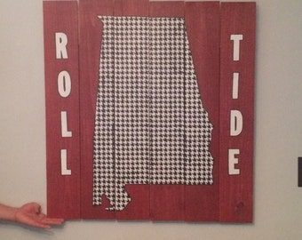 Roll Tide Sign
