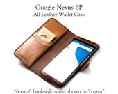 Nexus 6P Leather Phone Wa...