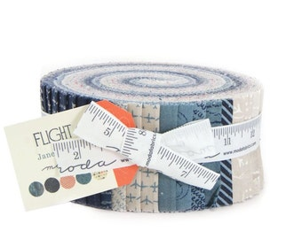 Moda - Flight by Janet Clare - Jelly Roll