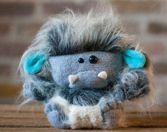 Suki Baby Sasquatch - Blue Ears