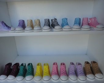 Colored Sport Shoes For Blythe