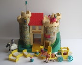 Fisher Price Play Family Castle #993