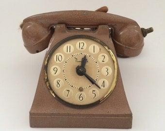 Vintage Clock/Lighter Phone