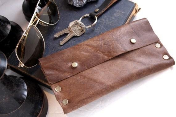 leather cash envelope wallet long wallet petite leather