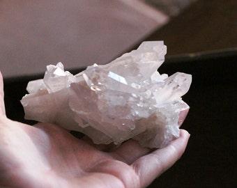 Clear Quartz Arkansas Large Cluster 12.1 ounce #47238